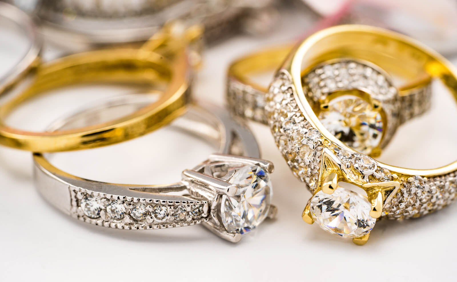 Unique Rafka Engagement Rings: Only the Best for the Best